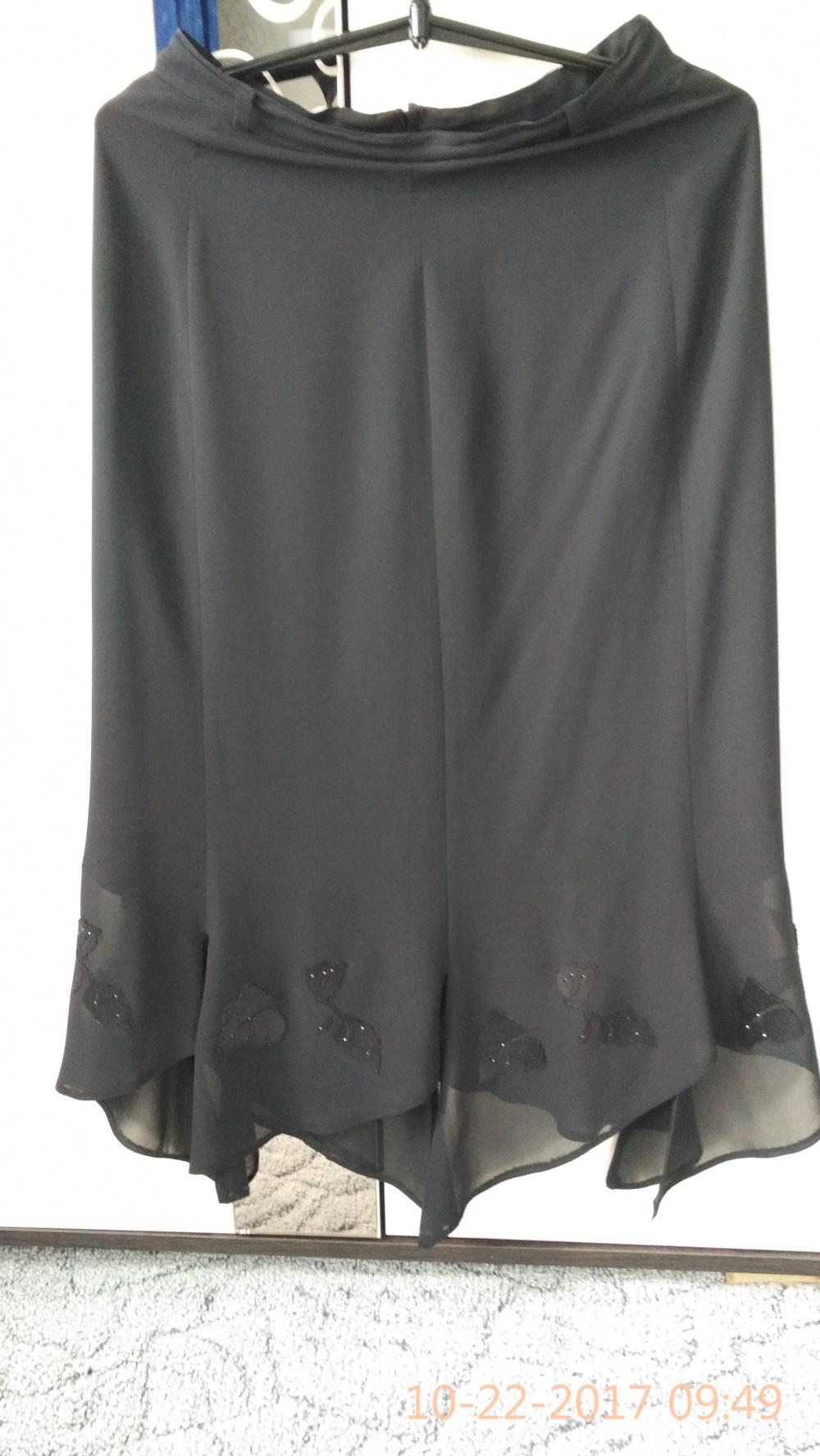 Черная юбка, Birdem etek, Турция размер 42-44