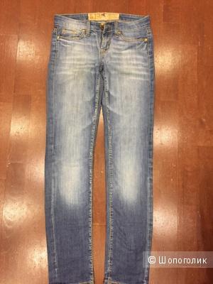 Зауженные джинсы GJeans 42 российский размер