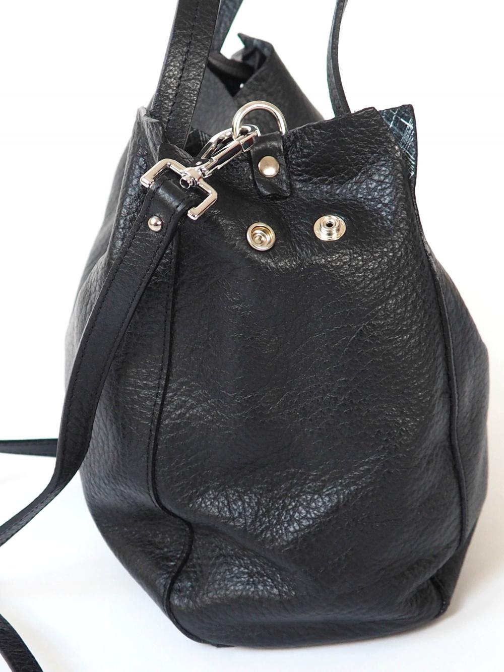 Оригинальная женская итальянская кожаная сумка