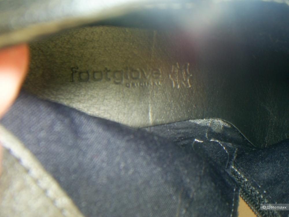 Кожаные ботинки от Footglove UK7,5 на 41 рус.