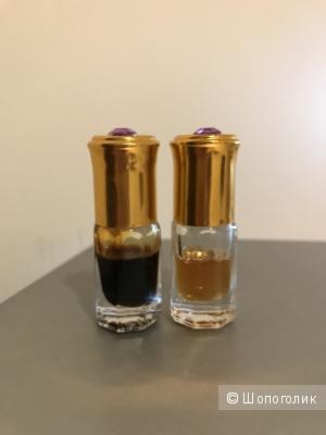 Парфюмерное масло Зейтун. Сет 2х2ml.