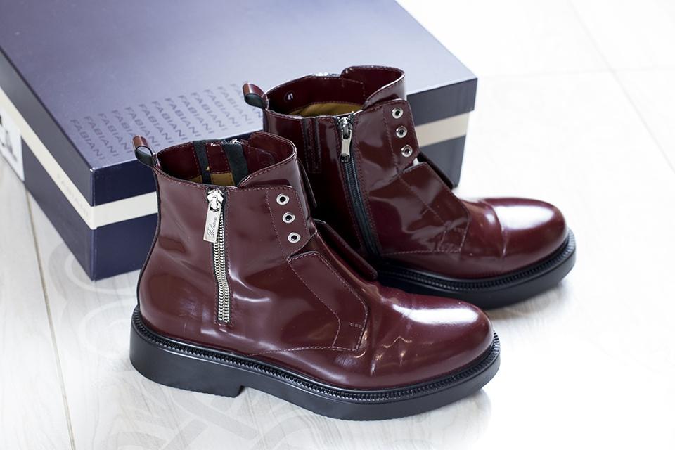 Ботинки/полусапоги Fabiani, 41 размер