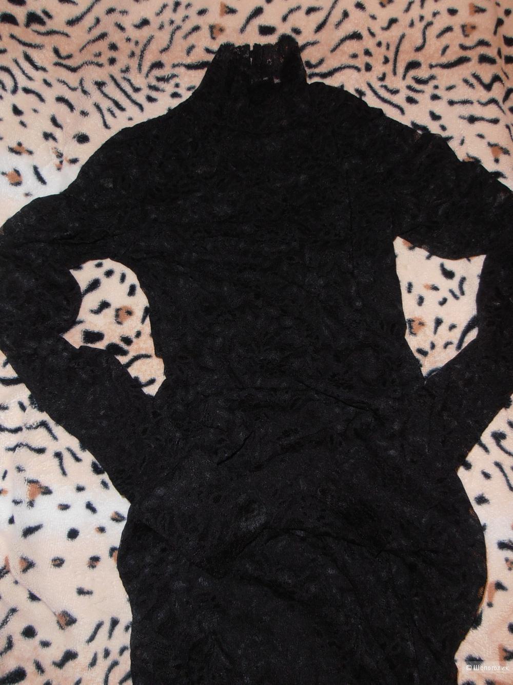 Платье с открытой спиной Open back dress Victoria's Secret, размер XS.