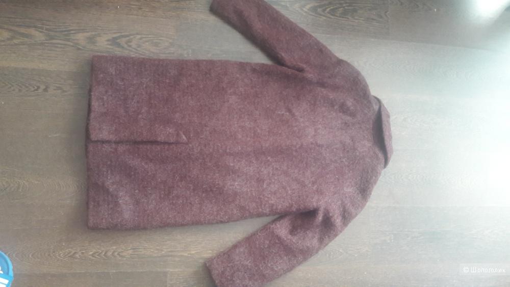 Пальто Asos Petite Cocoon coat 8 uk, б/у