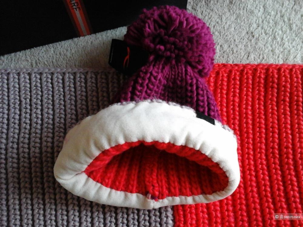 Комплект шапка и снуд Kjus