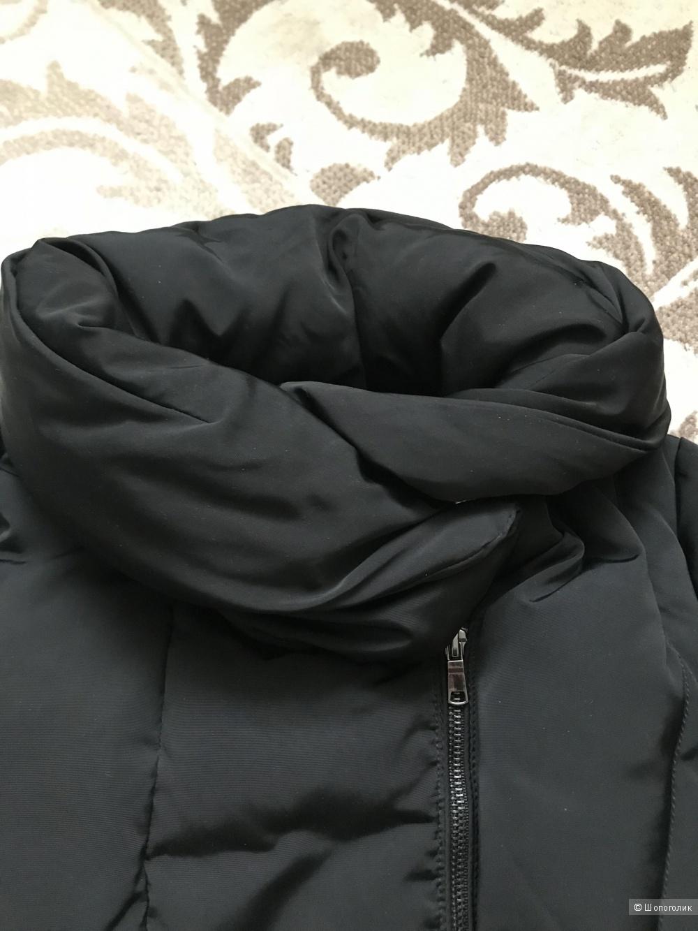 Женский пуховик Zara, размер S