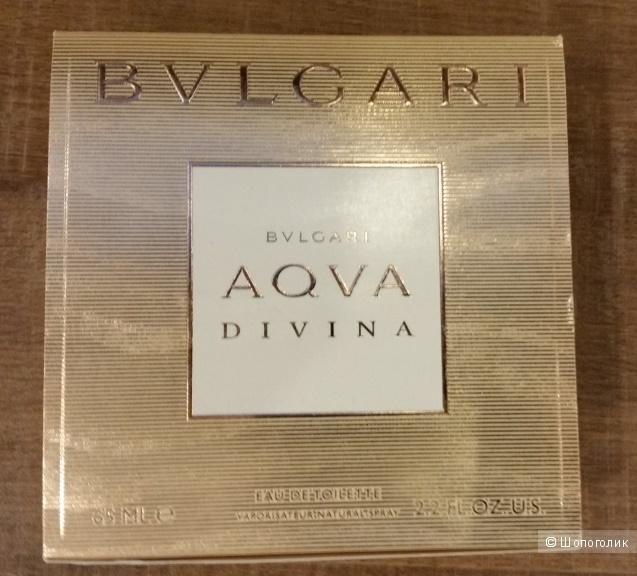 Парфюм Aqva Divina Bvlgari -EDT -65 ml