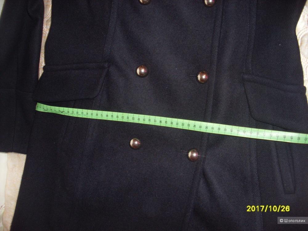 Wool-Blend Peacoat MICHAEL Michael Kors
