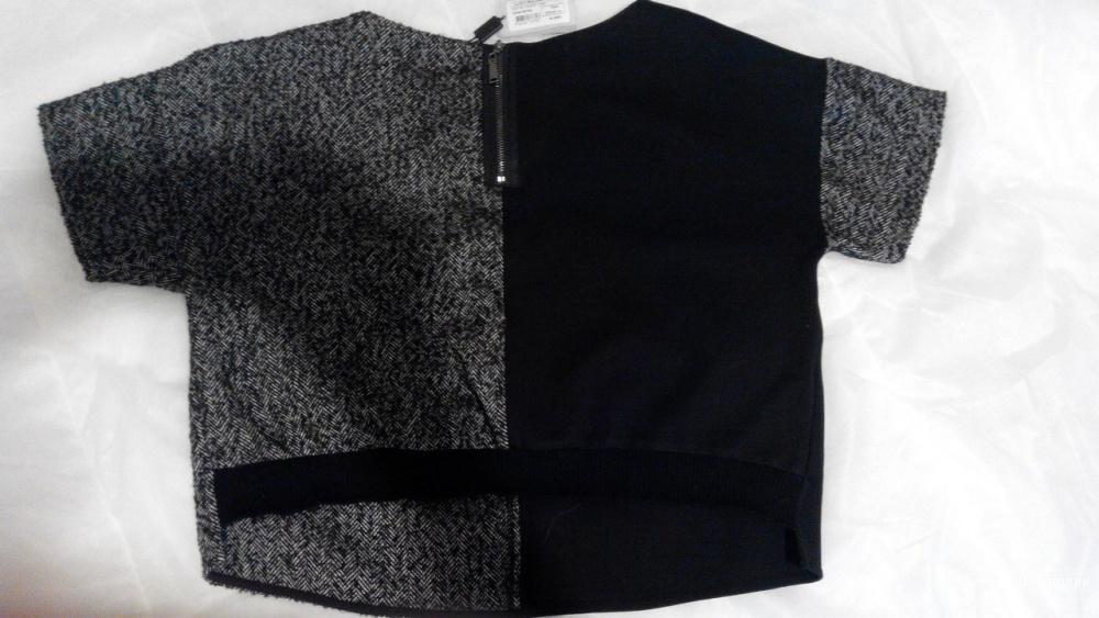 Новая  трендовая блуза  La luce, размер 42 ( росс 48)