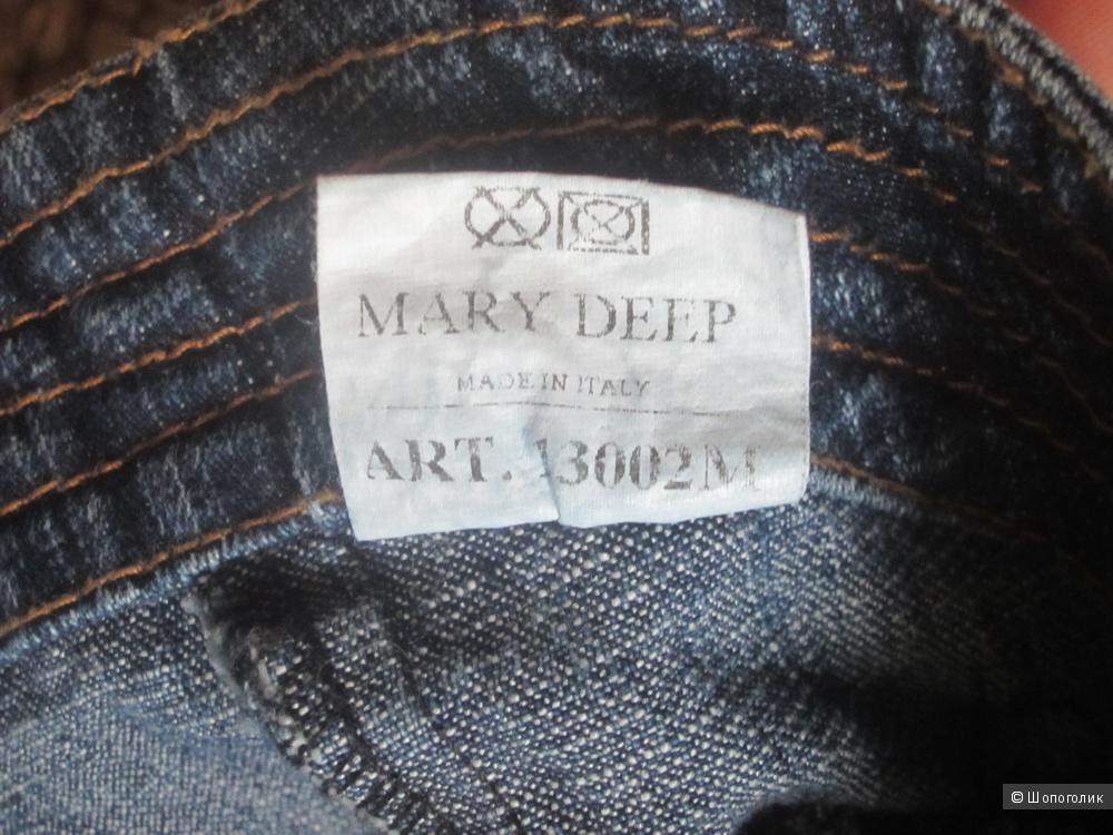 Джинсовое болеро Mary Deep Firenze, размер 44