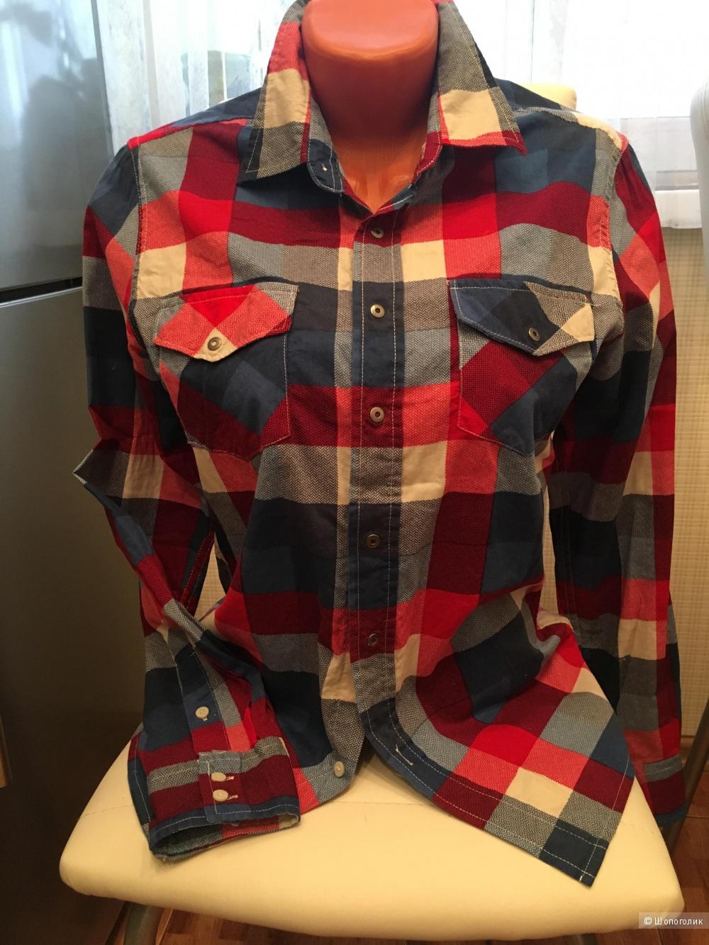 Рубашка, Fishbove, размер S