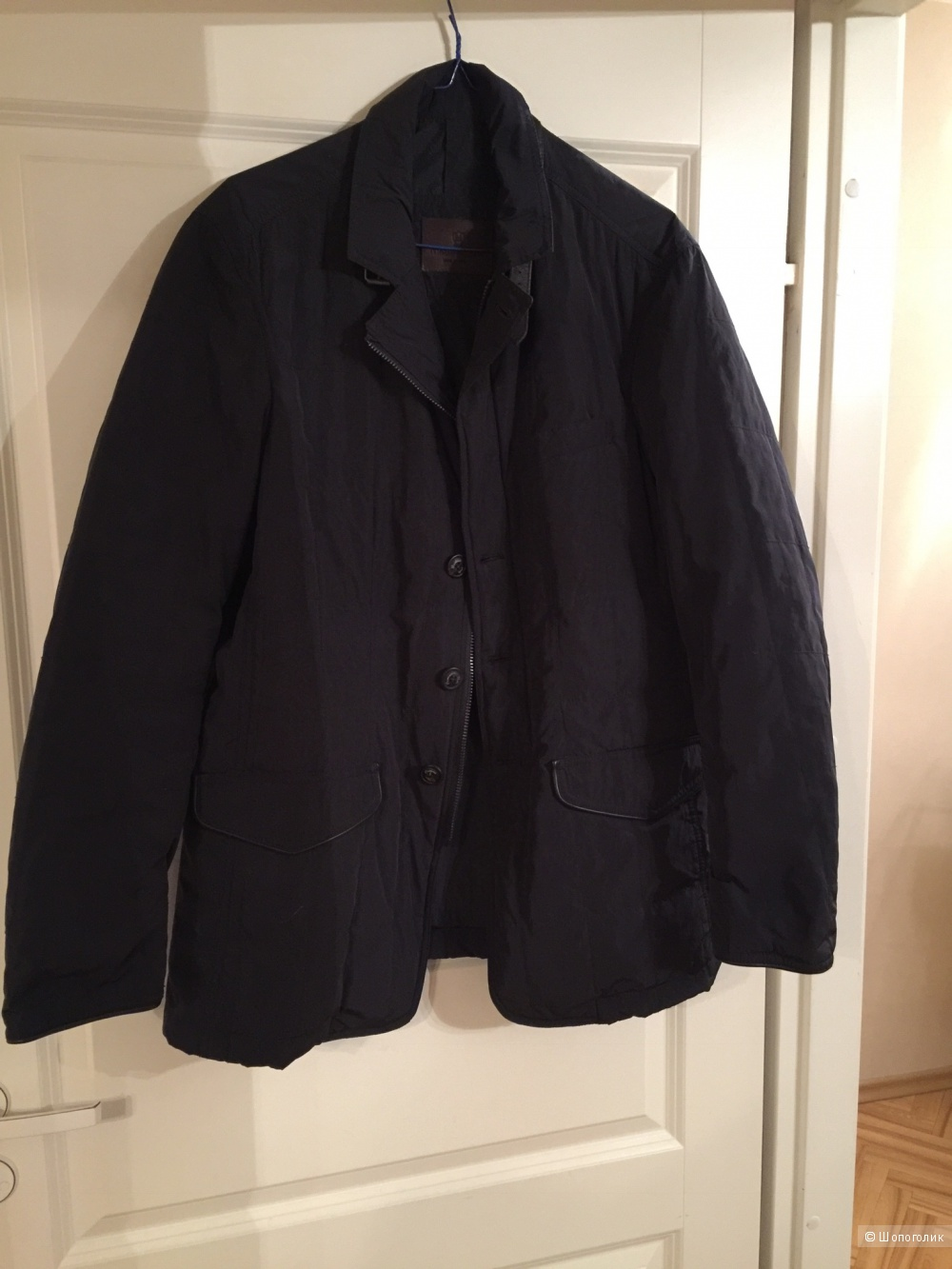 Куртка- пиджак мужской Massimo Dutti, размер 48-50