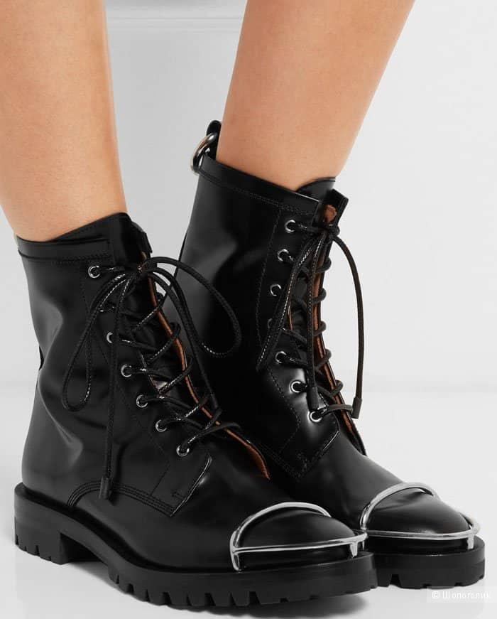 Кожаные ботинки Alexander Wang Lyndon размер 39 на стопу 25-25,5 см