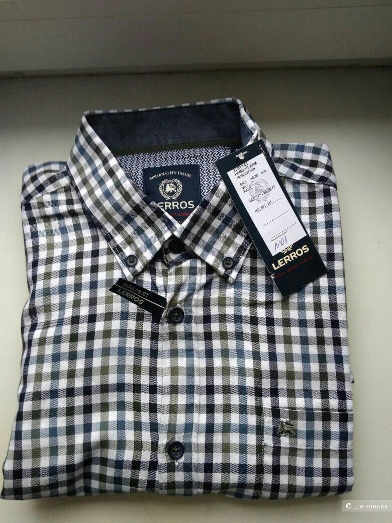Мужская рубашка Lerros, размер 48 (М)