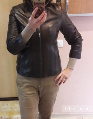 Новая кожаная куртка Attalos by Egem размер L