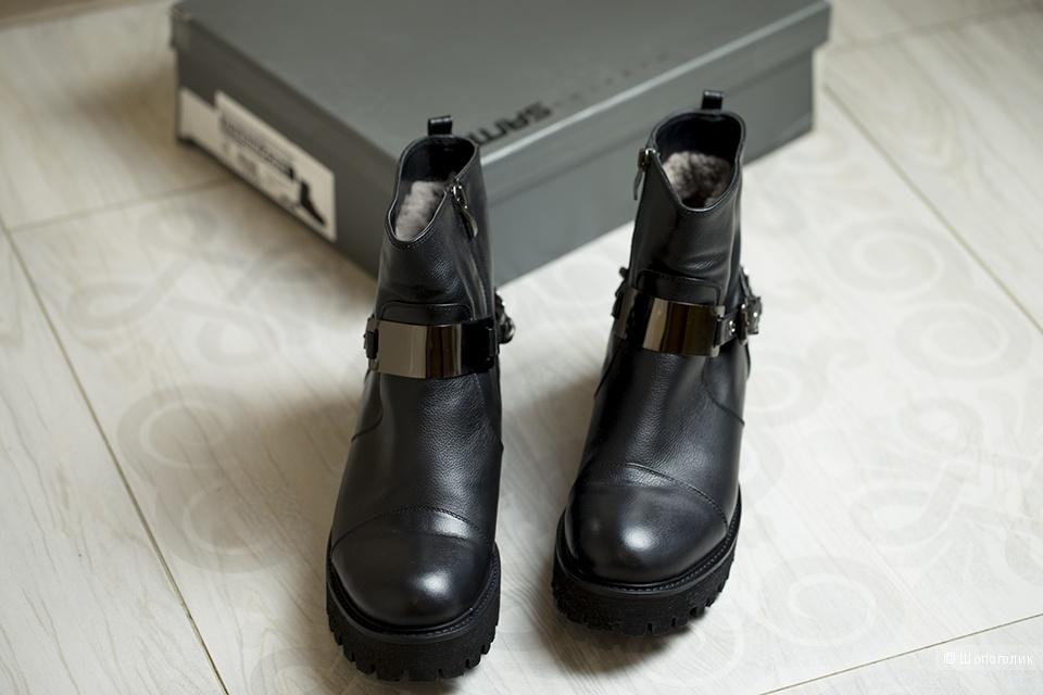 Ботинки Santini (Италия), размер 41