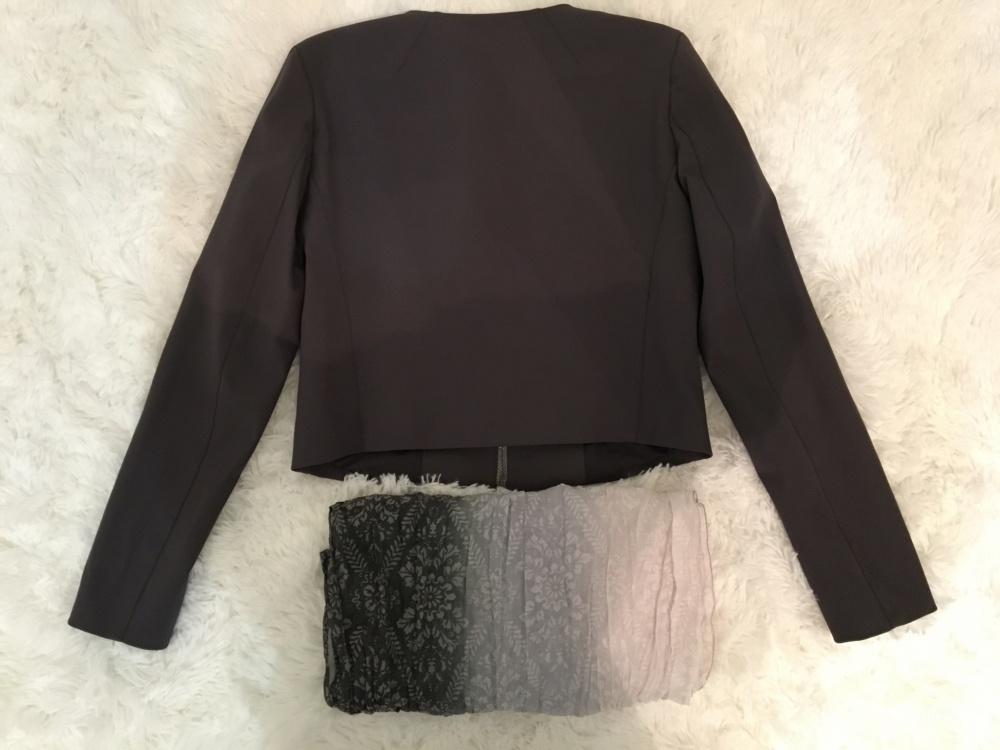 Жакет Kocca+шарф+подарок, размер S