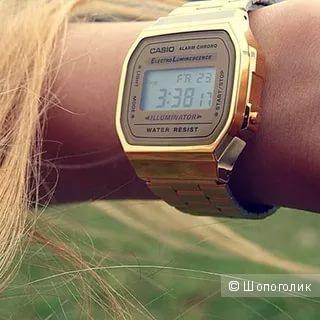 Часы Casio A168-WG-9