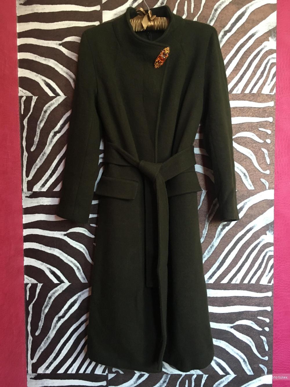Пальто-халат трикотажное, TULLE&TULIP, размер 42-44