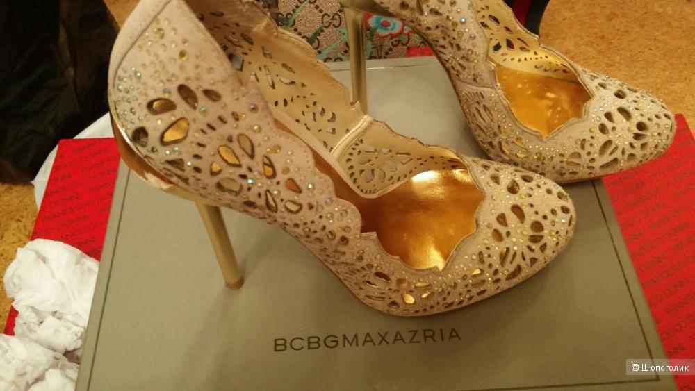 Женские новые туфли BCBGMAXAZRIA, 35-36