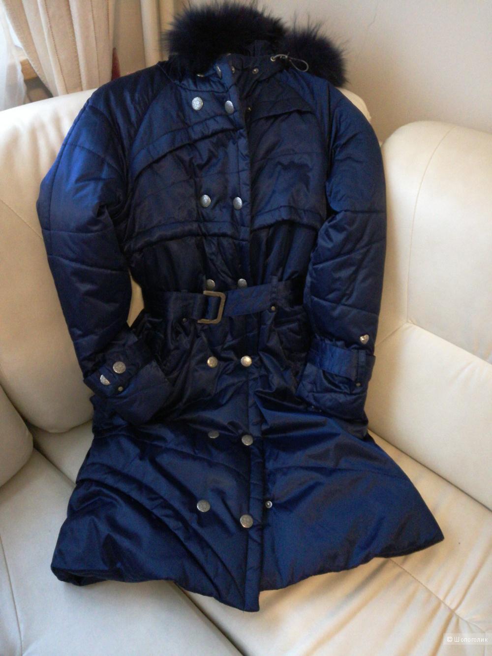 Пальто для девочки «Шалуны» 158-164