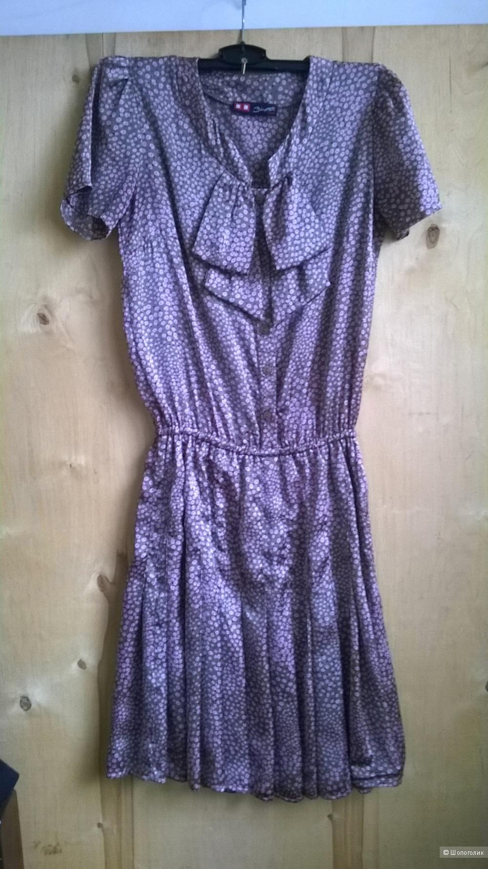 Платье б/у производство Франция р.S (42-44)