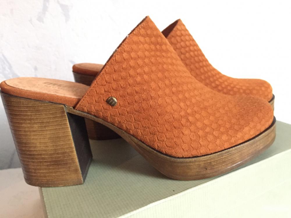 Сабо MTNG, светло-коричневый, размер 39
