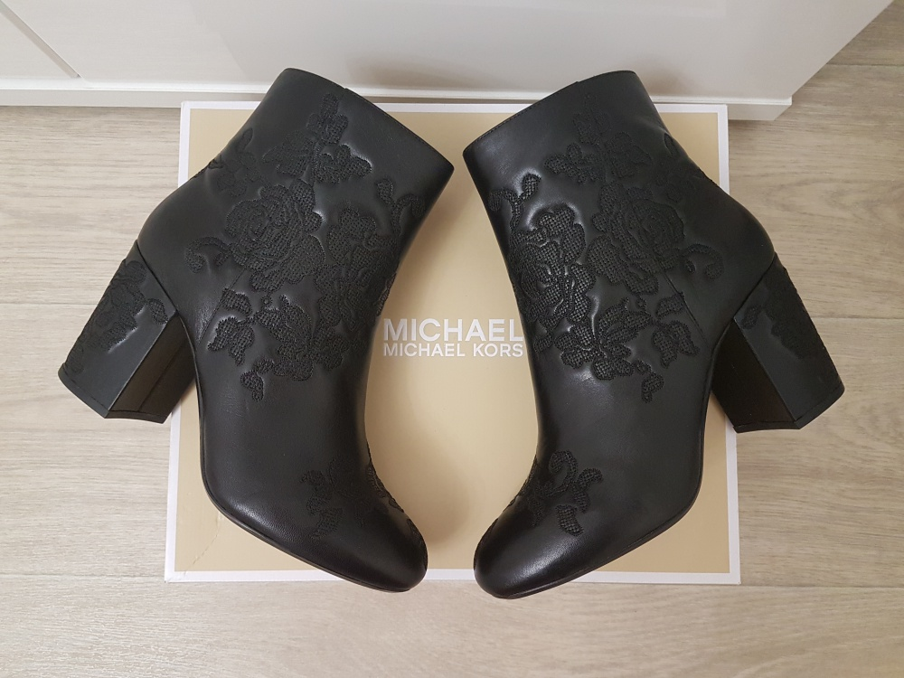 Полусапожки Michael Kors, кожа, размер 8.5 US (39)