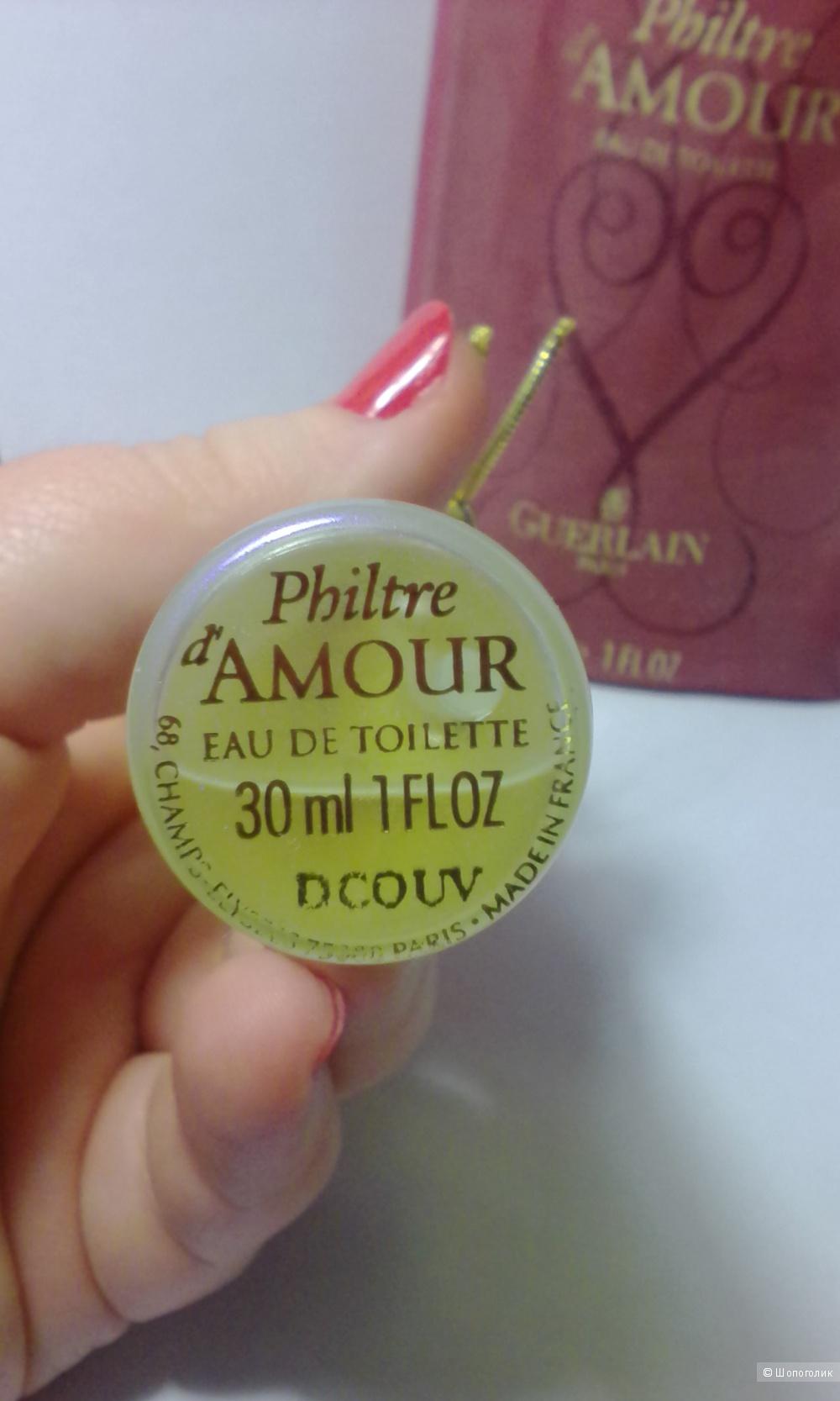 Philtre d'Amour, Guerlain 30 мл