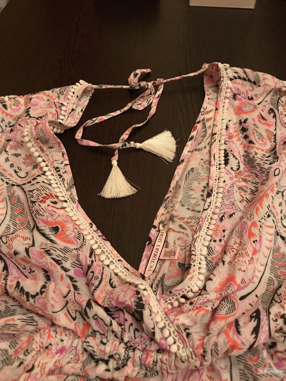Пляжное платье-туника Victoria's Secret размер S