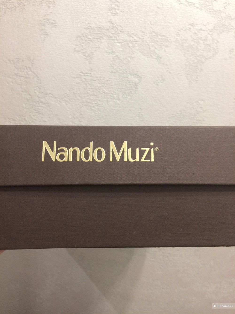 Ботильоны Nando Muzi размер 37