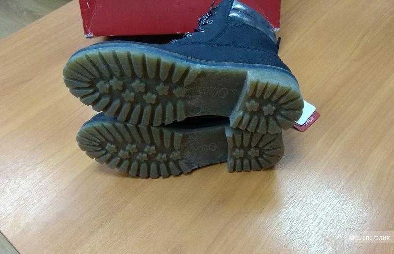 Ботинки S.OLIVER, размер 37 (24 см)