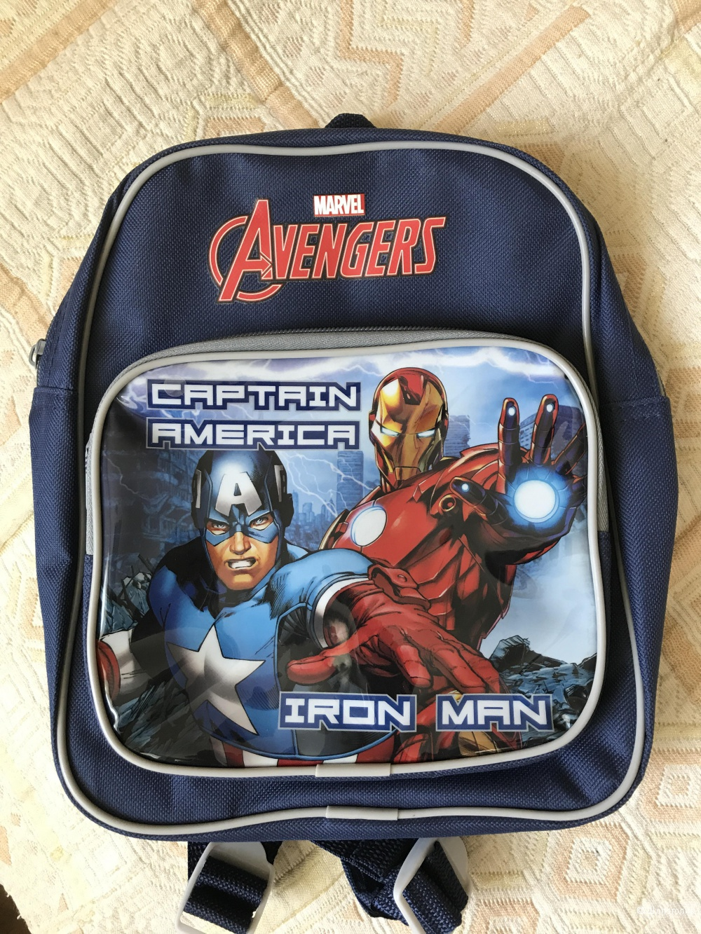 Рюкзак детский Marvel