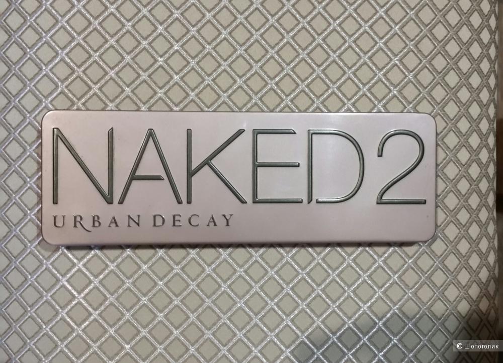 Палетка Naked2 от Urban decay
