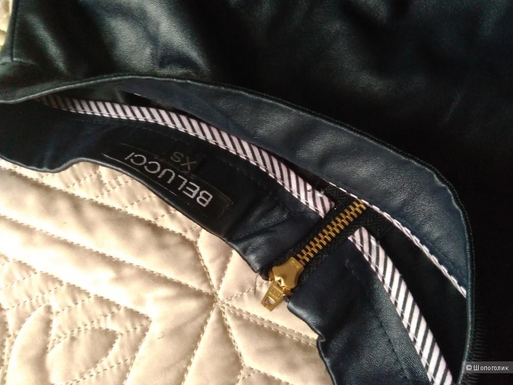 Кожаная юбка Bellucci размер  xs