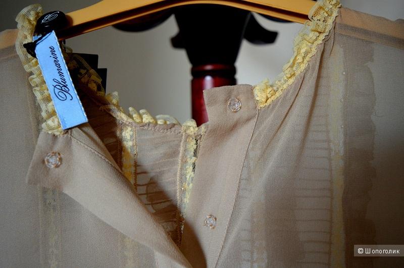 Блуза женская, Италия, BLUMARINE , размер 46.
