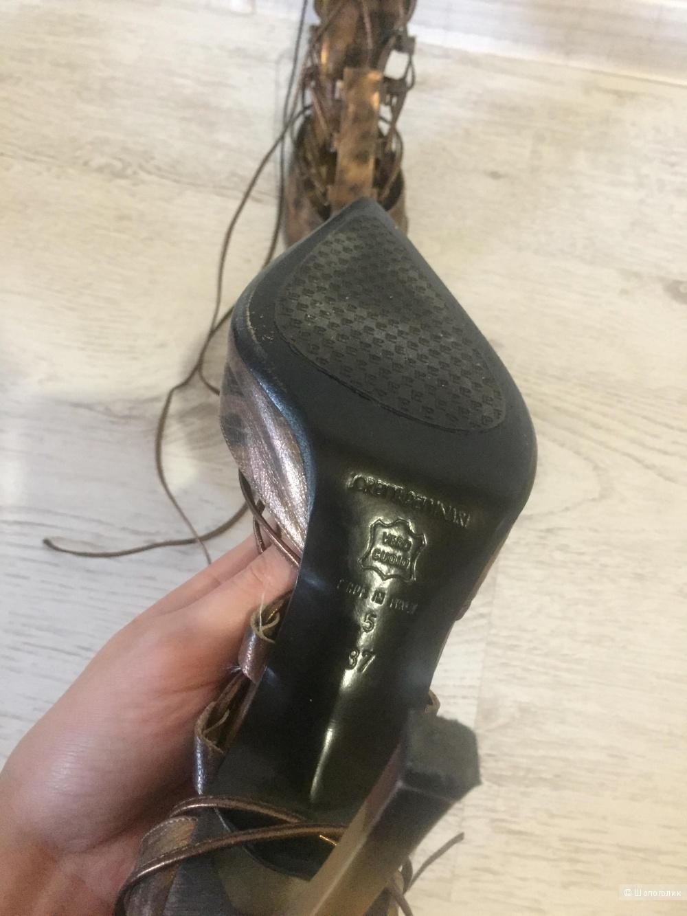 Туфли Loretta Pettinari + клатч этой же фирмы в подарок!