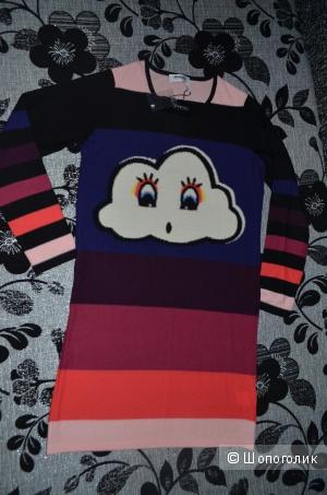 Платье-туника, Sonia Rykiel, размер 42-44