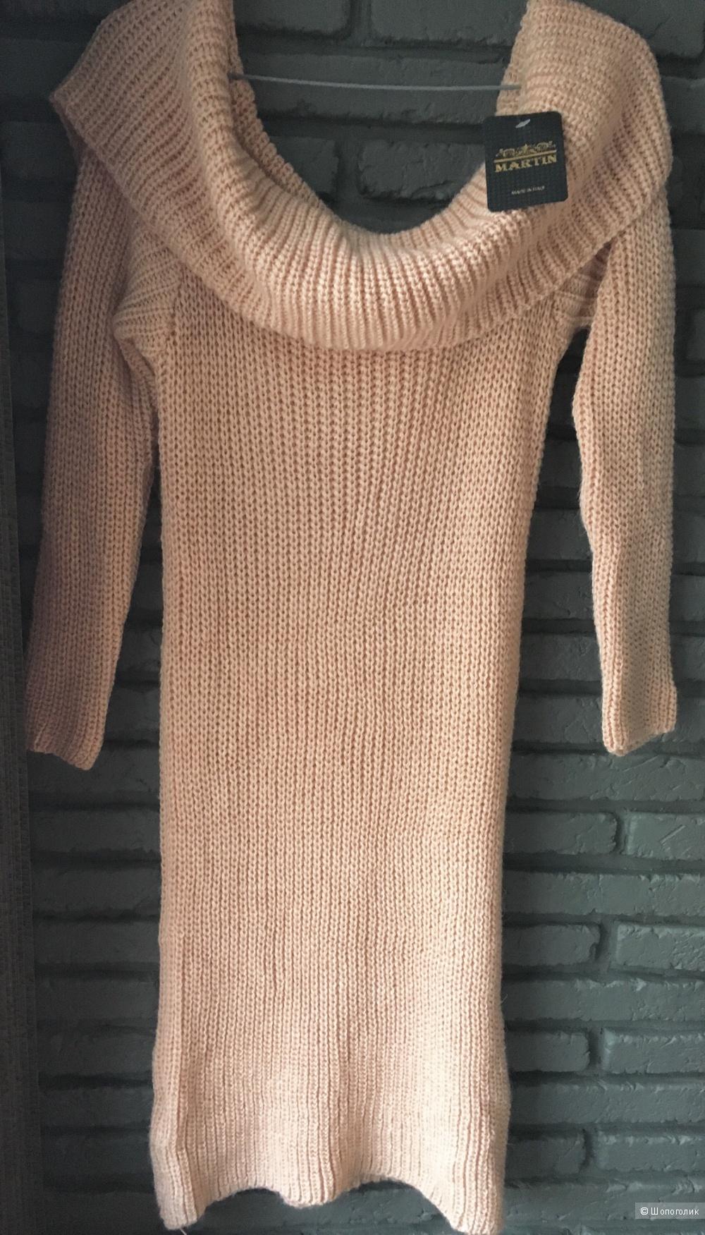 Платье Италия, бренд,  размер oversize