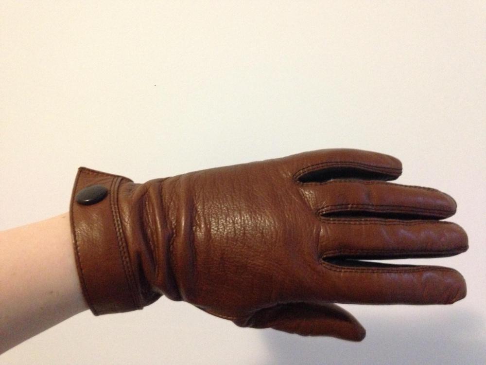 """Перчатки """" TJ Collection """", размер 7, Великобритания."""