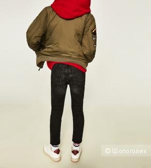 Джинсы для мальчика ZARA BOYS размер 13-14 лет, рост 164 см. Цена с доставкой.