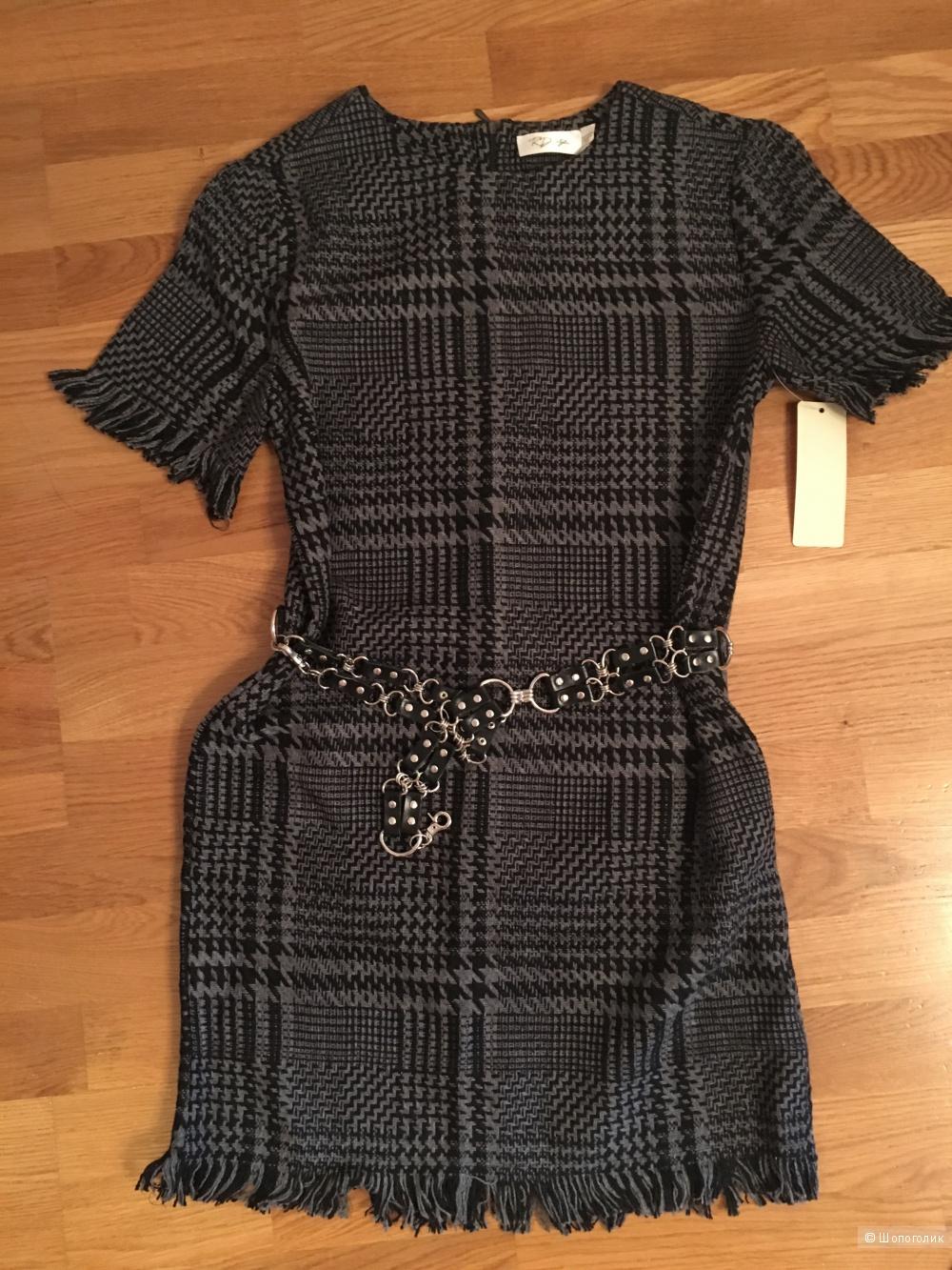 Новое осеннее платье S