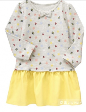 Новое платье Джимбори на 12-18месяцев
