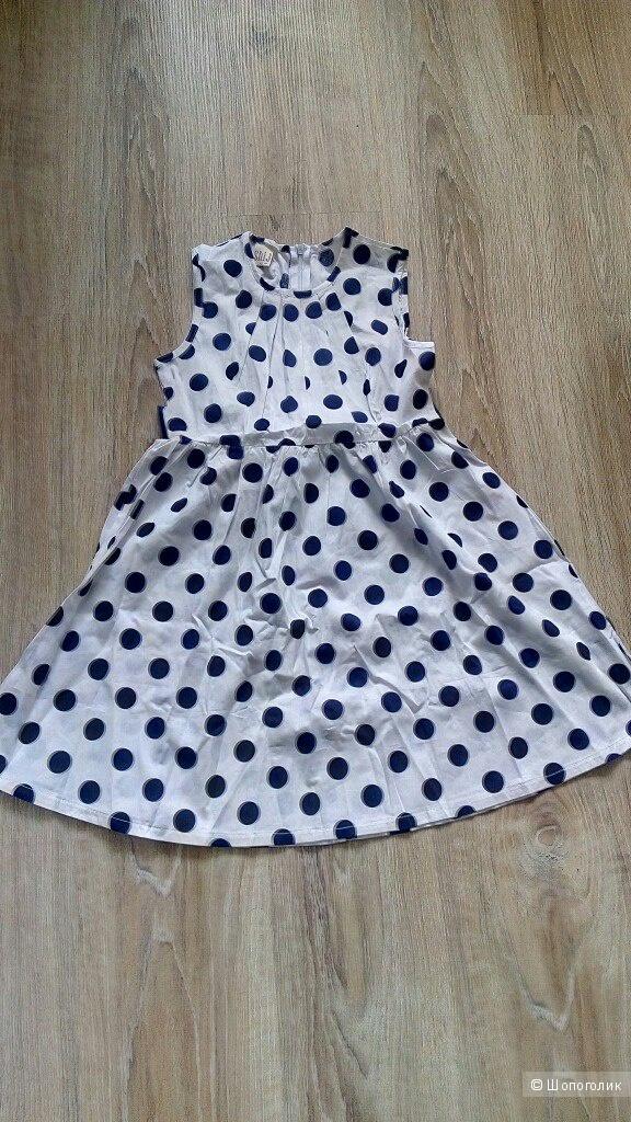 Платье детское (на 4-5 лет)