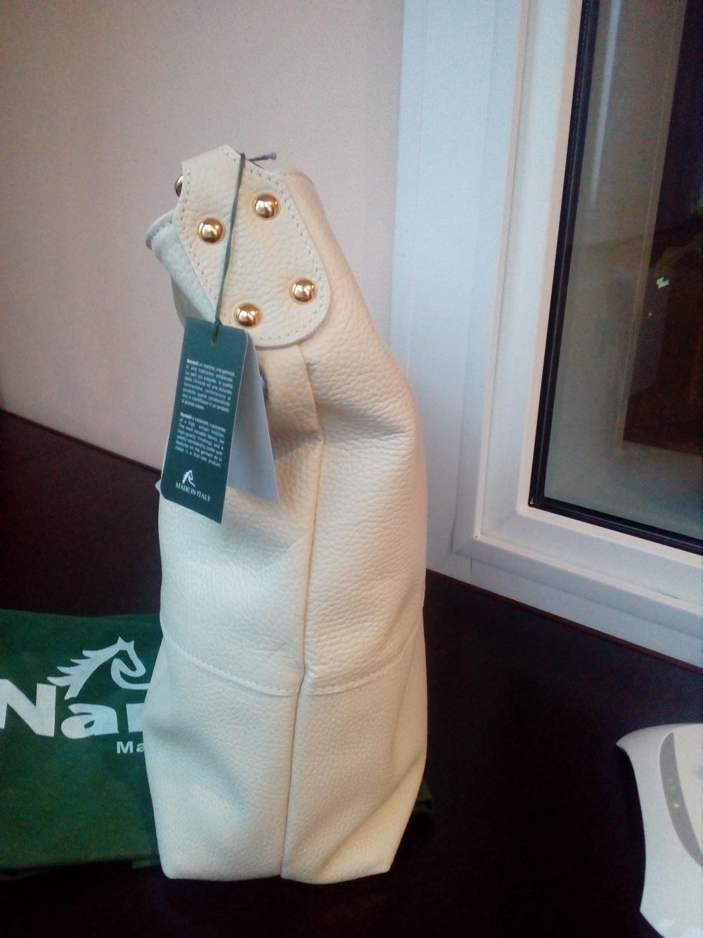 Итальянская сумка от NARDELLI