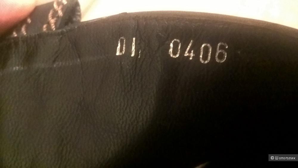Сапоги Dior оригинал 38- 38,5-39