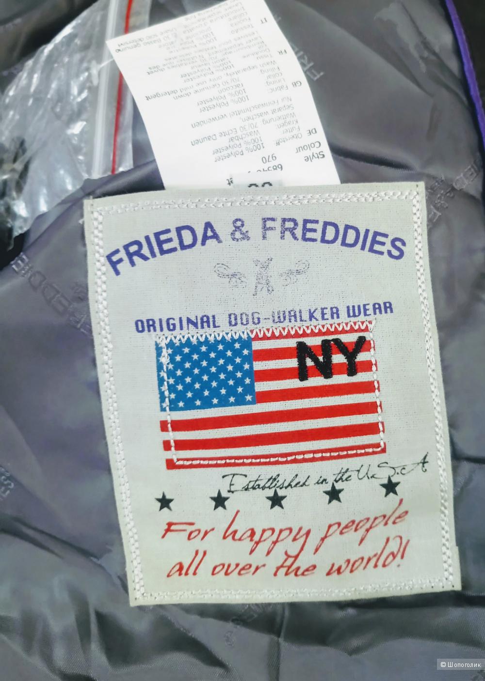 Пуховик Frieda&Freddies Германия 42-44