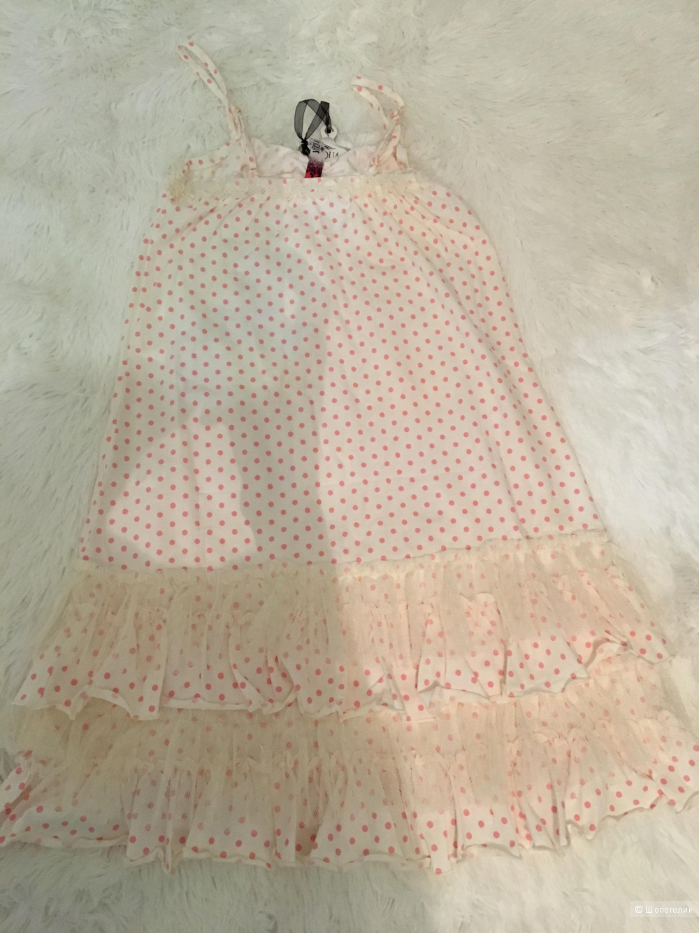Ночная сорочка Crossy by Agua, размер 40-42