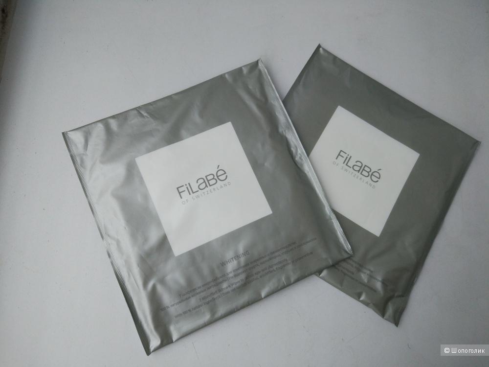Осветляющие салфетки Filabe Whitening (недельный курс)