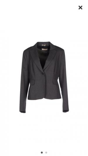 Новый серый пиджак iBlues, размер IT48
